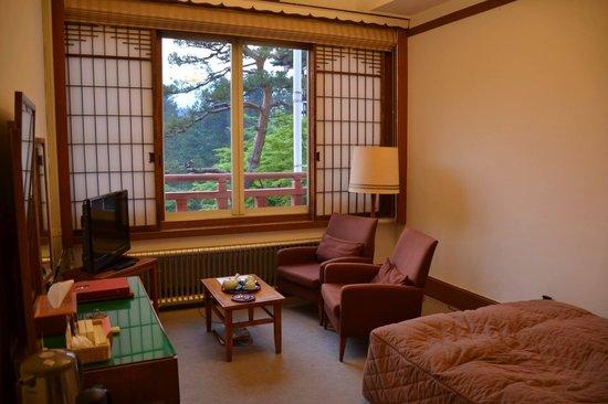 Nikko Kanaya Hotel : Room 33