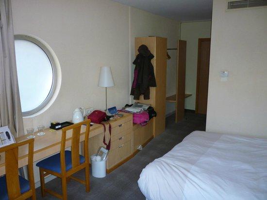 Novotel Ieper Centrum : Bedroom