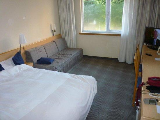 Novotel Ieper Centrum: Bedroom