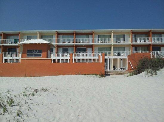 Super 8 Daytona Beach Oceanfront: From the beach