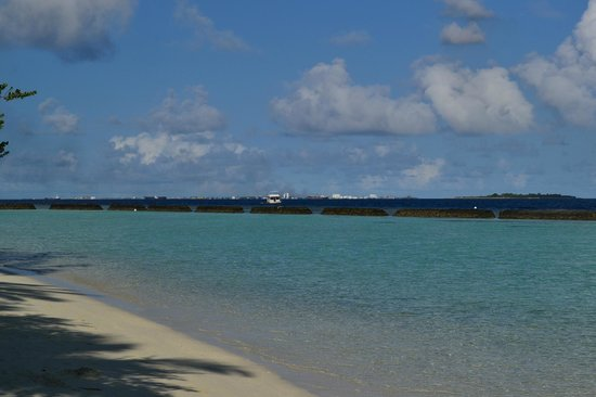 Kurumba Maldives: вид океана