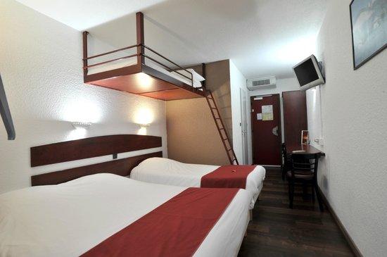 Brit Hotel Grenoble Libération : chambre