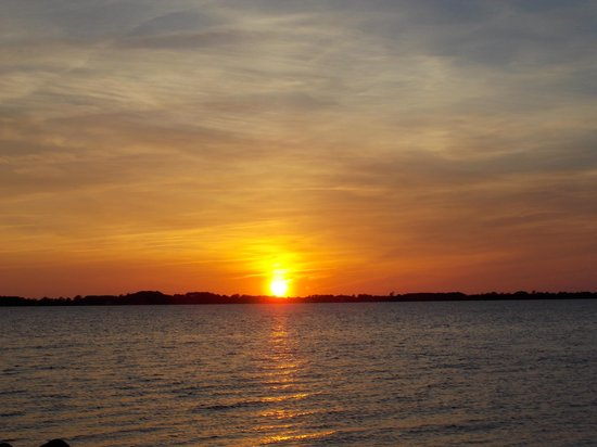 SuperFun Eco Tours : Sunset on Assateague