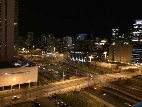 Crowne Plaza Chicago West Loop: view from the room