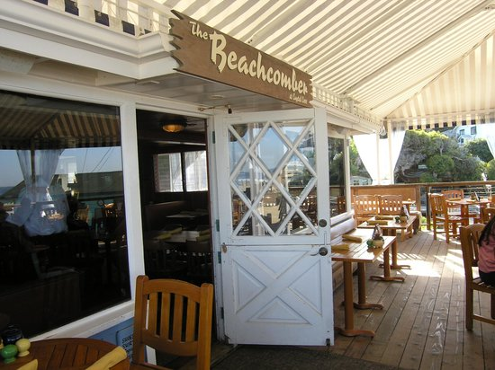 Beachcomber patio