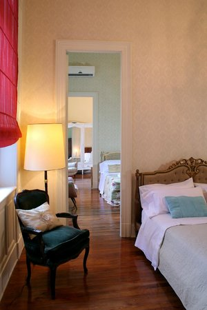 Rooney's Boutique Hotel : Connecting rooms available