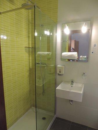 Hotel Grande Rio: Salle de bains
