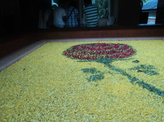 Club Mahindra Madikeri, Coorg : Reception area of CM Kodagu Valley Resort