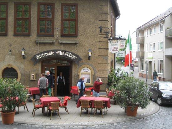 Alte Münze Hildesheim Restaurant Bewertungen Telefonnummer
