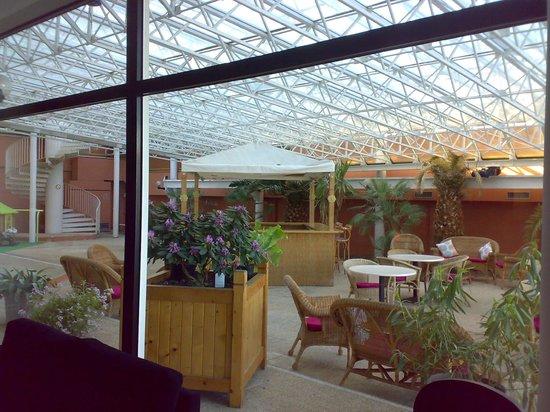 Hotel Arles Plaza: Spazio relax