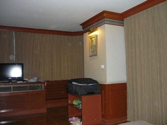 Baiyoke Suite Hotel: my room