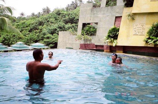 The Aspasia Phuket: Upper pool