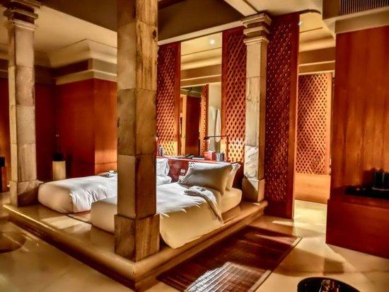 Amanjiwo Resorts: 部屋