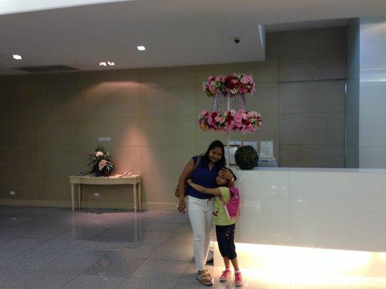 Baiyoke Suite Hotel: lobby
