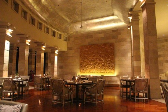 Amanjiwo Resorts: レストラン