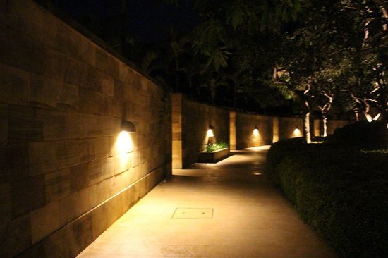 Amanjiwo Resorts: 回廊