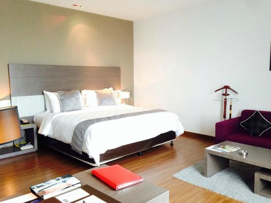 Pullman Kuching: Seriously comfortable bed
