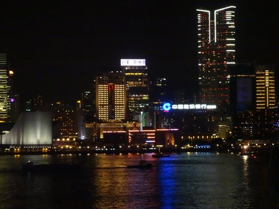 The Harbourview Hong Kong: View from the room window