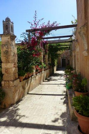 Rethymno Palace : Monastere Agia Triada