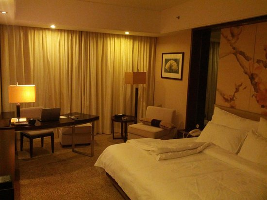 Guangdong Yingbin Hotel (Guest House) : Room