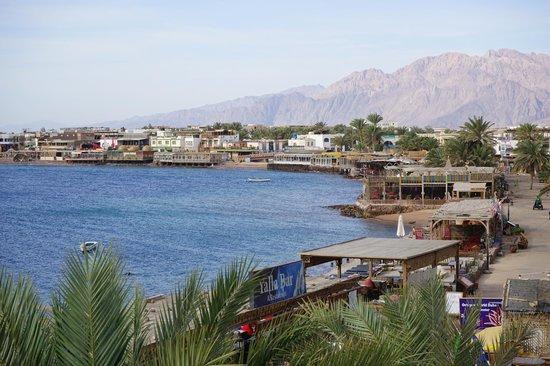 Hotel Planet Oasis : uitzicht vanop het dak