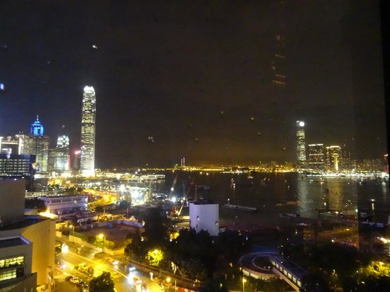 The Harbourview Hong Kong : View from the room window