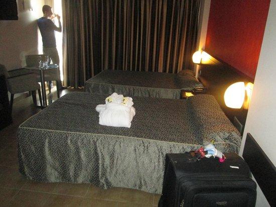 Sandos Monaco Beach Hotel & Spa: Kamer
