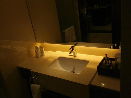 Guangdong Yingbin Hotel (Guest House): Bathroom