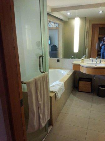 Windsor Park Hotel : room view 2