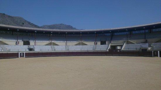 Plaza de Toros de Torremolinos: Binnenkant