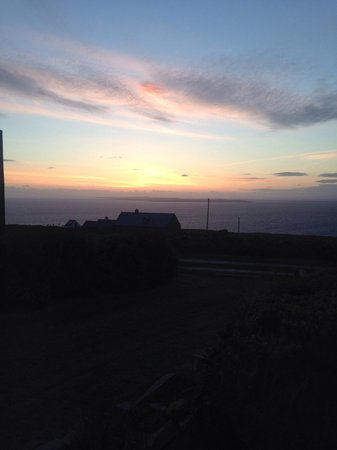 Ramblers Rest: Sunset from Rambler's Rest