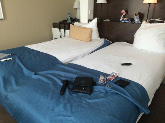 Spa Sport Hotel Zuiver: Номер