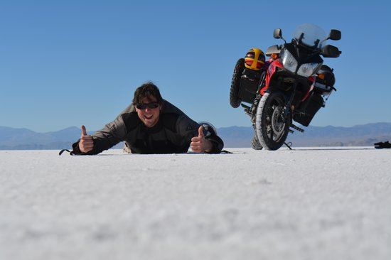 Bonneville Salt Flats : Success