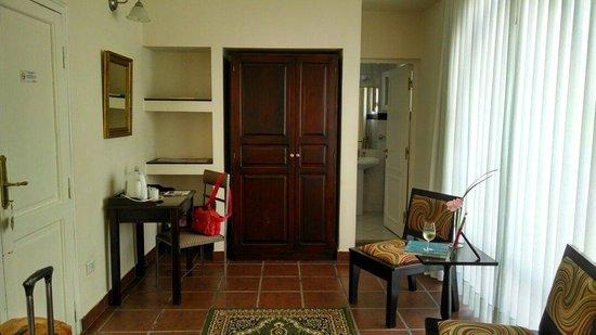 Delvino Boutique Hotel: Hermosa habitación 2