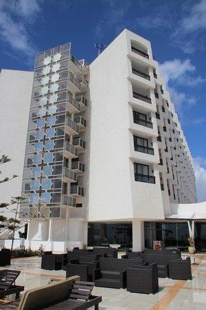 Royal Mirage Agadir Hotel: Из всех номеров вид на океан