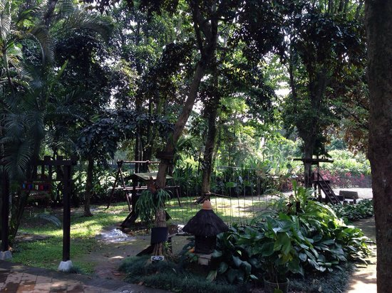 Hotel Novotel Bogor Golf Resort and Convention Center : Children playground