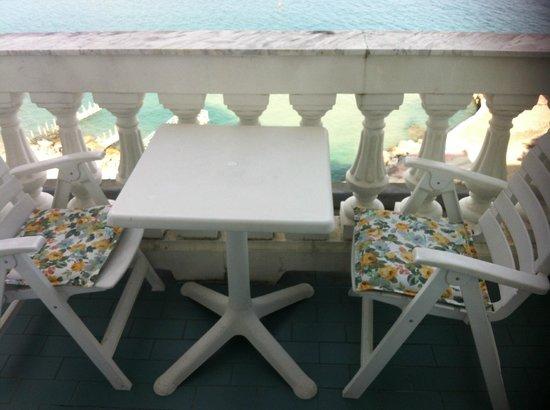 Grand Hotel Miramare: Balcony 507