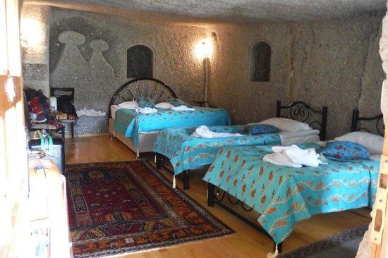 Elif Star Caves: 2Fファミリールーム