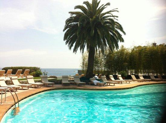 Grand Hotel Miramare: Pool area