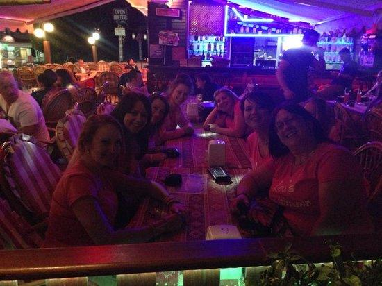 Umut Cafe: Hen party