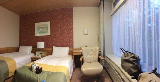 Karuizawa Prince Hotel West : 客室