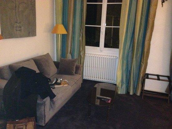 Villa Leopoldine : Chambre 17