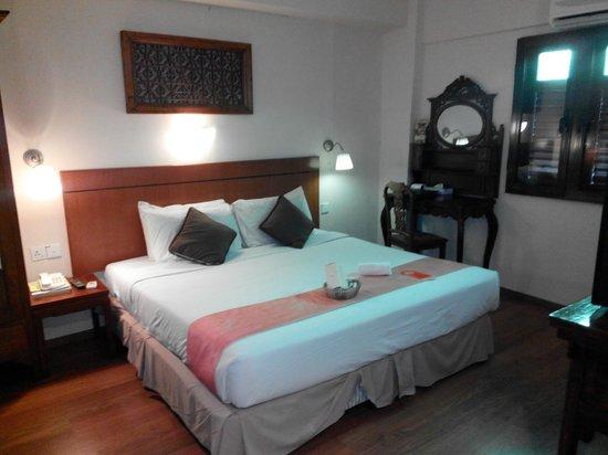 Hotel Puri : Deluxe room