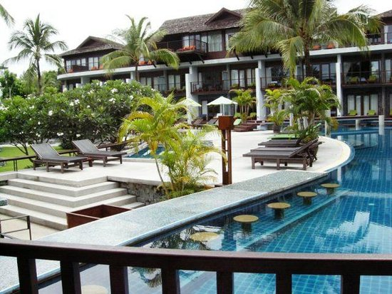 Holiday Inn Resort Krabi Ao Nang Beach : Distance to my room