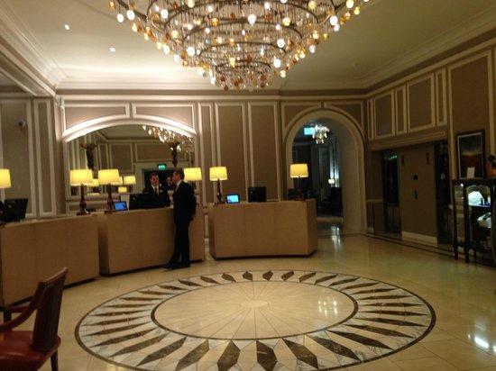 Waldorf Astoria Edinburgh - The Caledonian: reception