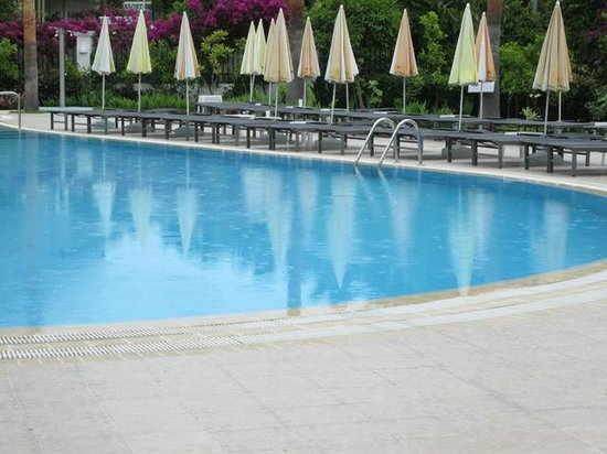 Pasha's Princess Hotel : Pool