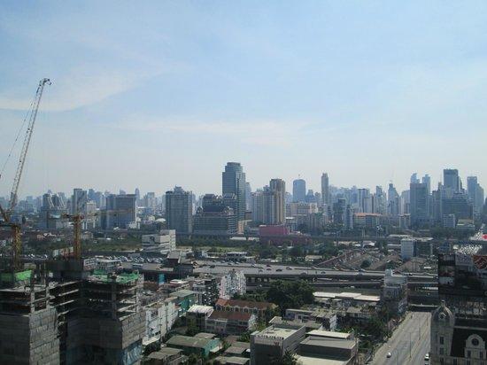 Grand Mercure Fortune Bangkok: Uitzicht vanaf kamer