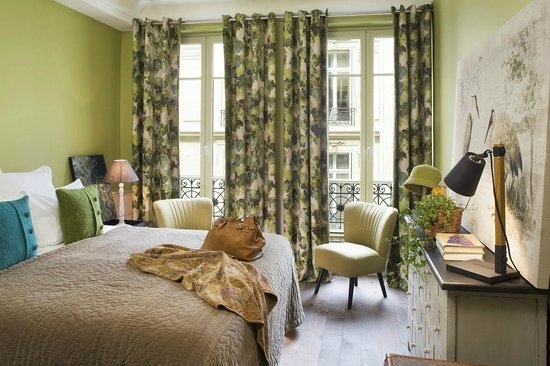 Le Petit Chomel: Chambre Deluxe - Deluxe Room