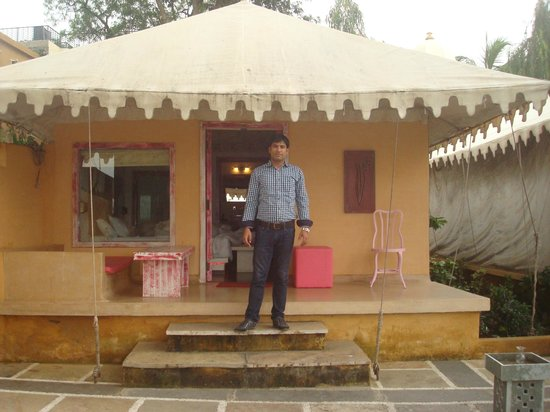 Raas Leela Luxury Camps: tents
