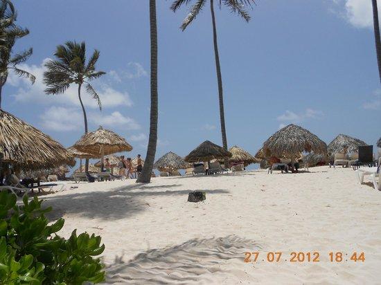 Now Larimar Punta Cana: Очень красивый пляж!!!